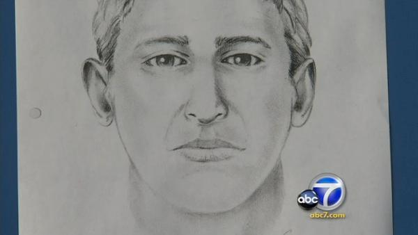 Sketch released of El Segundo serial flasher