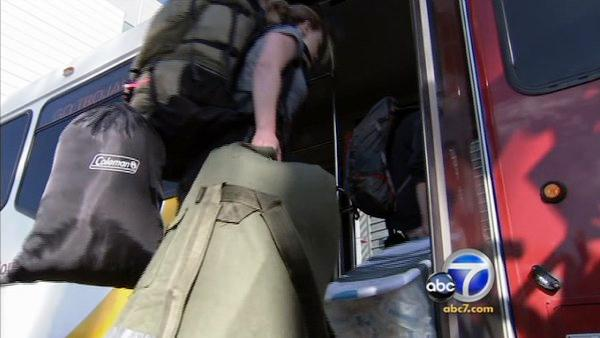 L.A. medical team flys out to Haiti