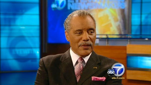 Newsmakers: Councilman Bernard Parks (pt. 3)