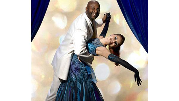 Retired NFL wide receiver Jerry Rice scored the runner up spot on Season 2 of 'Dancing With the Stars.'