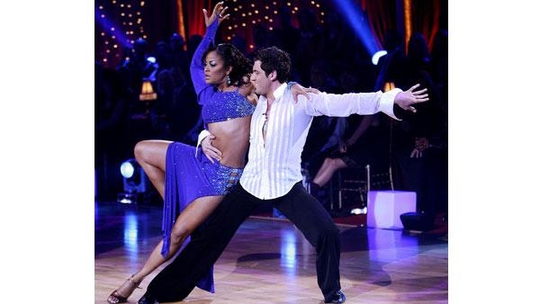 Laila Ali, professional boxer and daughter of boxing legend Muhammad Ali, earned third place on Season 4 of 'Dancing With the Stars.'