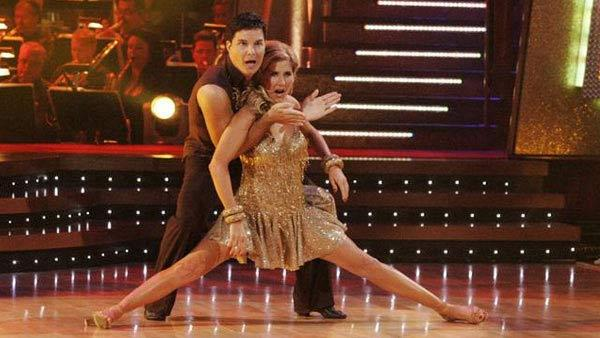 Former world No. 1 professional tennis champ Monica Seles placed 11th on Season 6 of 'Dancing With the Stars.'