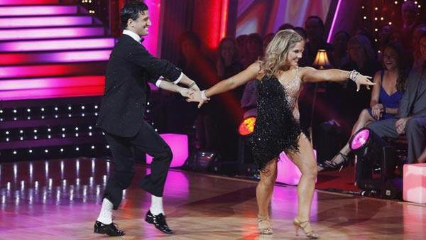 Gold medalist Olympic gymnast Shawn Johnson won the coveted Mirror Ball Trophy on Season 8 of 'Dancing With the Stars.'