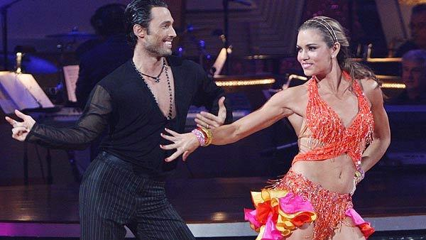 Gold medalist Olympic swimmer Natalie Coughlin placed 10th on Season 9 of 'Dancing With the Stars.'