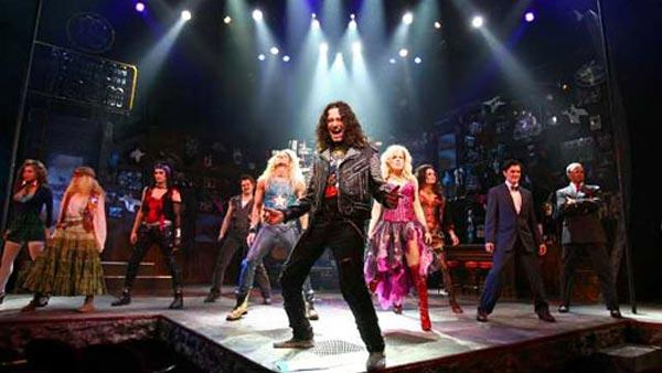 American Idol finalist Constantine Maroulis was nominated for a Tony award in 2009 for his performance in the Broadway rock musical 'Rock of Ages'.