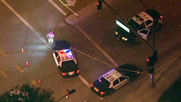 Off-duty L.A. deputy dies in motorcycle crash