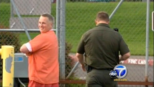 Oregon inmates help save deputy's life