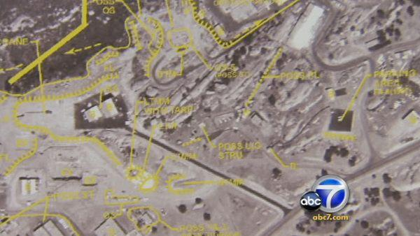 EPA tests contamination in Santa Susana mtns