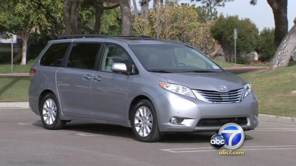Minivans go from dowdy to chic with makeover