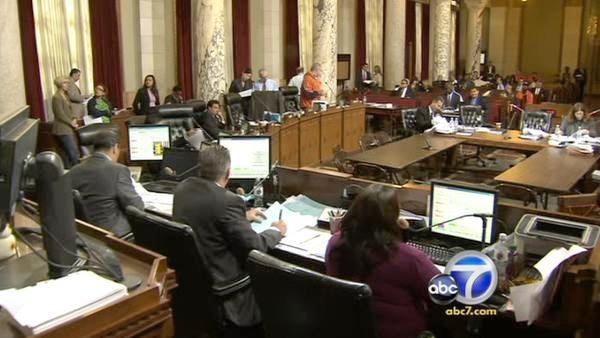 L.A. City Council preps to vote on new budget