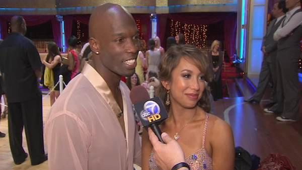 As NFL star Chad Ochocinco leaves 'Dancing With the Stars,' he says he looks forward to a string of projects.