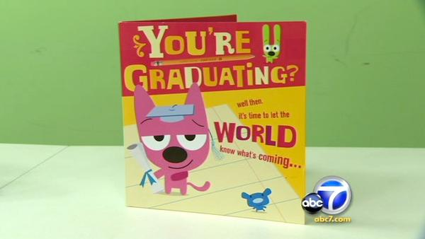 NAACP calls Hallmark graduation card racist