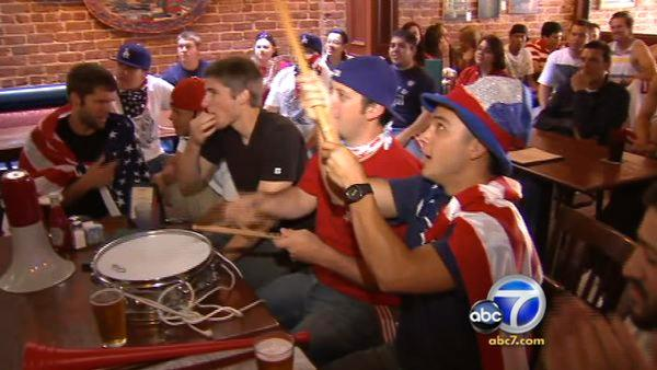 World Cup fever hits Southern California