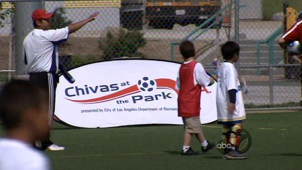 'Vista L.A.': Chivas at the Park