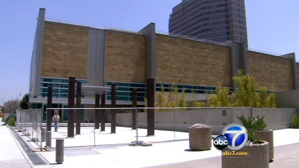 New LAPD jail sits idle from budget shortage