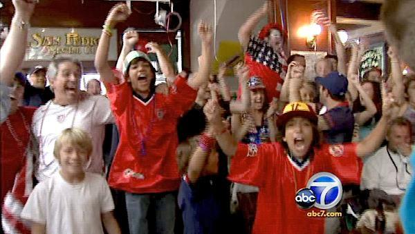Fans react to Team USA's 2-1 loss to Ghana