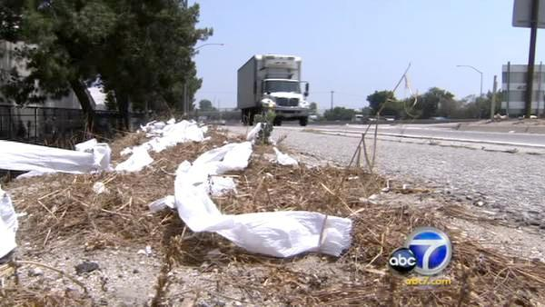 Where have all the freeway sweepers gone?