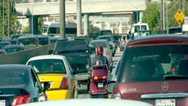 What's Bugging You: Motorcycle lane-splitting
