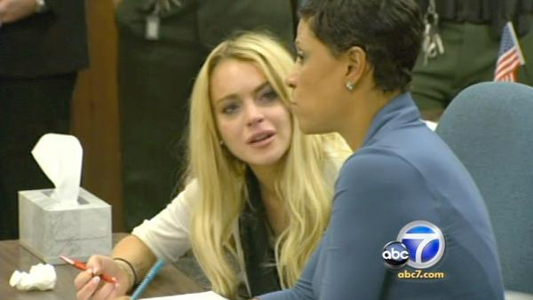 Overcrowded L.A. County jails and good behavior could mean Lindsay Lohan spends less than a month behind bars.