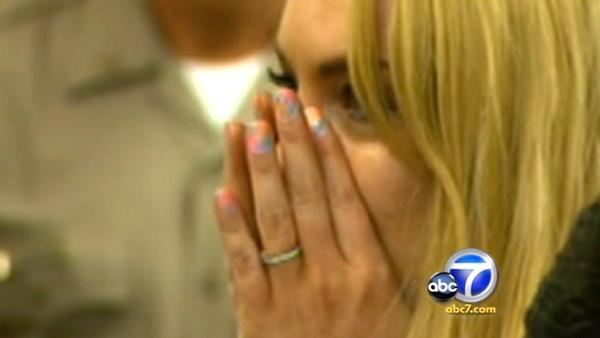 Lindsay Lohan's reacts to nail paint controversy, but jail time may have the largest impact as films and fashion line stall.