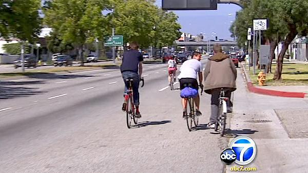 Mayor's injury brings biking issues to light