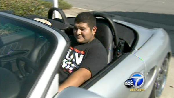 Teen swaps stuff, works way up to a Porsche