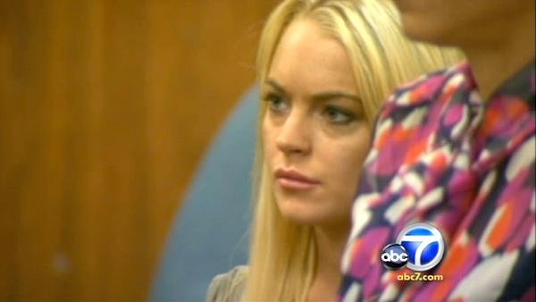 Lindsay Lohan is an inmate in the L.A. County jail system after surrendering in court and being taken away in handcuffs.