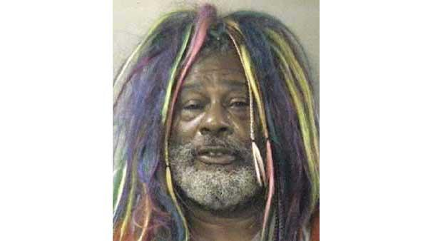 George Clinton arrest photo