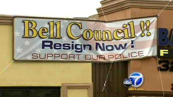 Bell residents want more city leaders ousted