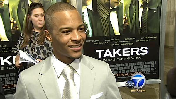 'Takers' premieres in L.A
