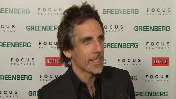 Ben Stiller - $53 million <br>According to Forbes, Stiller's movies have earned $2 billion domestically. The funny man earns second place on Forbes' list.
