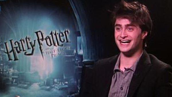 Daniel Radcliffe - $25 million <br>The 'Harry Potter' franchise put Radcliffe at sixth place.