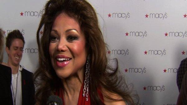 La Toya Jackson helps Michael's charities