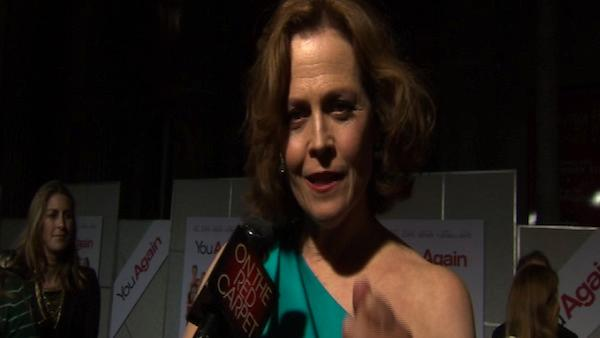 Sigourney Weaver has 'more fun doing comedy'