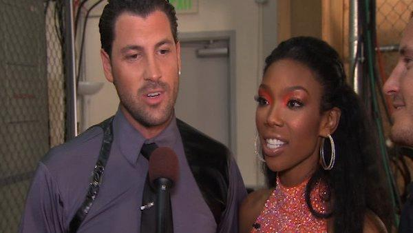 Brandy speaks after third elimination