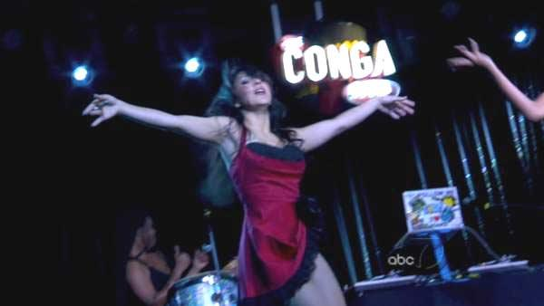 Vista L.A.: Conga Room's 'Latin Burlesque'