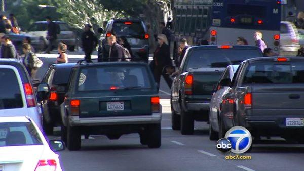 Stressed Angelenos showing more health issues