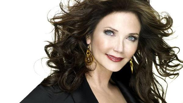 Lynda Carter appears in a 2010 photo posted on her Facebook page. - Provided courtesy of facebook.com/OfficialLyndaCarter