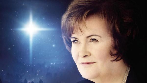 Susan Boyle is seen on the cover of her second album, The Gift. - Provided courtesy of Columbia Records