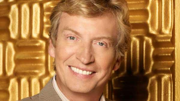 Nigel Lythgoe in a promotional photo for So You Think You Can Dance - Provided courtesy of Fox