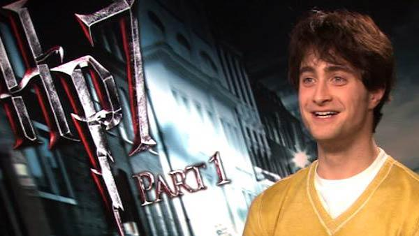 Daniel Radcliffe says he'll miss 'Harry Potter'