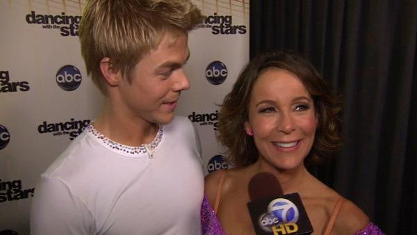 Jennifer Grey talks final 'DWTS' week