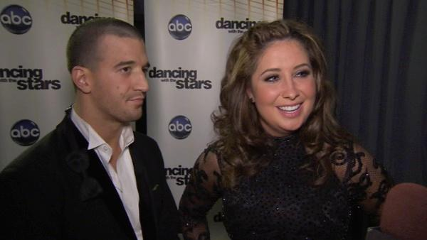 Bristol Palin talks final 'DWTS' week