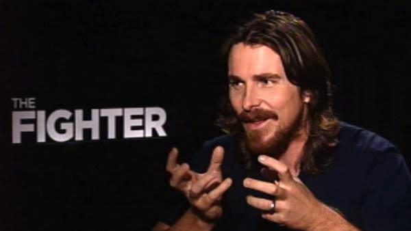 Christian Bale joins 'The Fighter' club