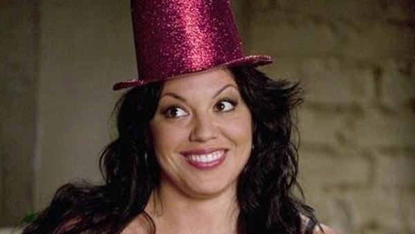 Sara Ramirez appears in a scene from Greys Anatomy in November 2009. - Provided courtesy of ABC