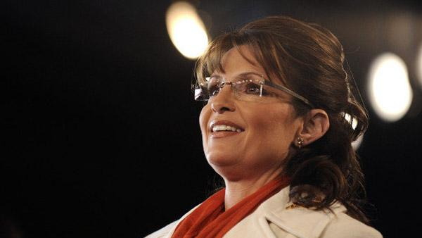 Sarah Palin appears in an undated photo posted on her Facebook page on September 4, 2009. - Provided courtesy of facebook.com/sarahpalin