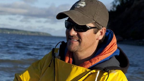 Todd Palin appears in a scene from Sarah Palins Alaska. - Provided courtesy of TLC