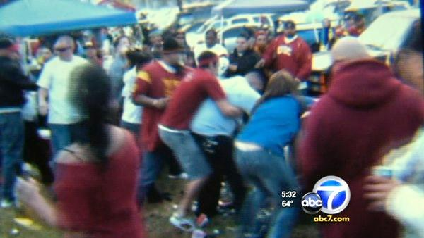 3 more arrested for pre-game USC-UCLA brawl
