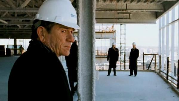 Tommy Lee Jones appears in a scene from the 2010 movie The Company Men. - Provided courtesy of The Weinstein Company