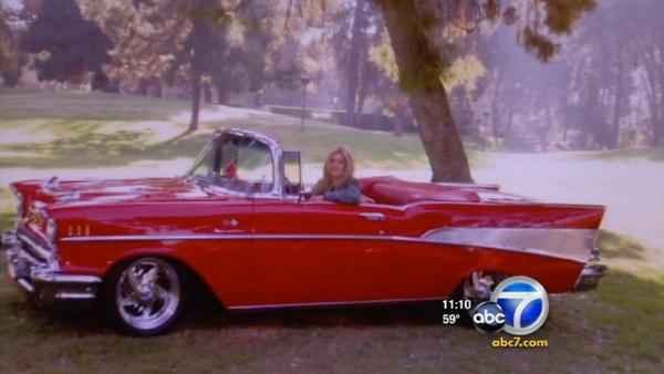 Wave of classic car thefts in Valley
